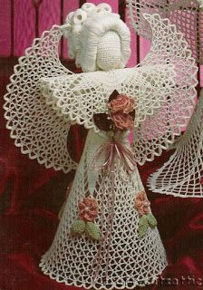 Crochet Angel....be sure to hit the translate button to the right of the page