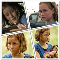 """Seizoen 1 van de """"The Walking Dead"""" : Bijrol voor Madison Lintz als Sophia Peletier ***"""