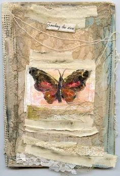 Beautiful mixed media books and journals . by Nancy Hart