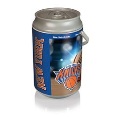 NBA New York Knicks Insulated Mega Can Cooler 5Gallon >>> To view further for this item, visit the image link.