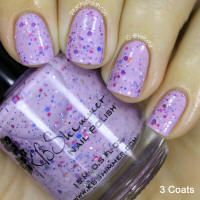 KB Shimmers  Iris My Case