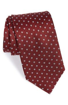 Yves Saint Laurent Mini Square Silk Tie available at #Nordstrom
