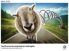 Inspiration for today's creative minds of marketing: 20 amusing and clever print advertisements