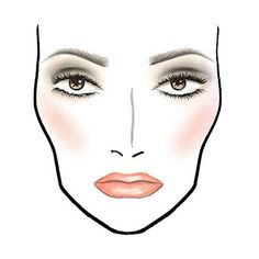 MAC Face Charts Pret-A-Papier Idea Gallery ❤ liked on Polyvore featuring beauty products, makeup, eye makeup, eye brow makeup, eyebrow cosmetics, highlight makeup, brow makeup and eyebrow makeup