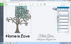 Create your Vision: Cricut Explore Tutorial - How To Cut Images Larger Than Your Mat