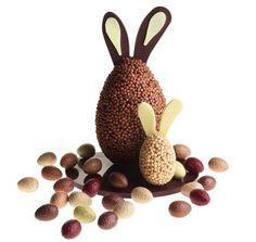 Coniglio Uovo di Pasqua  * Easter Choco Egg- Rabbit