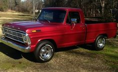 67 Ford F-100
