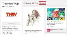 TNW : Everything you need to know about Pinterest