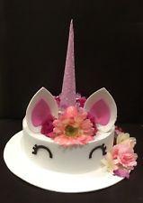 Image result for unicorn easter bonnet