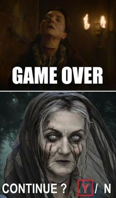 Yes! :) Lady Stoneheart