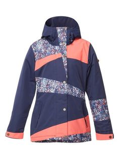 Absolutely love this jacket by #Roxy