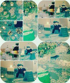 Sweet table.. Wedding 40*