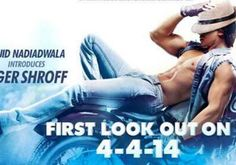 Heropanti first look poster starring Tiger Shroff released. The film Heropanti marked the debut of Jackie Shroff's son Tiger.