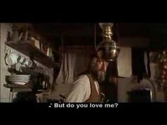 ▶ Fiddler on the roof - Do you love me ? (with subtitles) - YouTube ♥