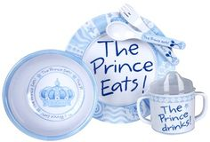 Mudpie Prince Eats Feed Set - Best Price