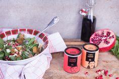 Du suchst nach neuer Inspiration für leckere Salate? Dann probier' doch mal den Walnuss-Feta-Salat: super frisch, super schnell zubereitet, super lecker.