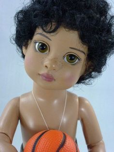 """Tonner Effanbee ~ 10"""" TRIXIE ~ #1 Customized BOY Doll ~ Friend for Patsy-Michael #DollswithClothingAccessories"""