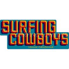 surfing cowboys                                                                                                                                                                                 Más