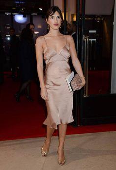 Césars 2017 Jeanne Damas look Party Fashion, Girl Fashion, Fashion Outfits, Womens Fashion, Street Looks, Street Style, Jeane Damas, Style Parisienne, Looks Chic