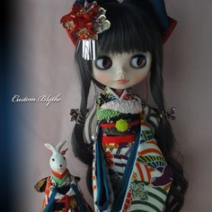 Kyohiro custom Bryce ☆ silk old cloth kimono ☆ Qinghai wave pattern ♪ - Auction - Rinkya! Japan Auction & Shopping