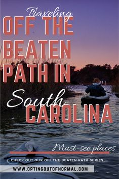 Our weekly series shares our unique and different places to visit with you. This week is South Carolina. Come check out our list of hidden gems you shouldn't miss. Rv Travel, Travel Guides, Travel Destinations, Travel Tips, Canada Travel, Wanderlust Travel, Road Trip Usa, Usa Roadtrip, Rv Life