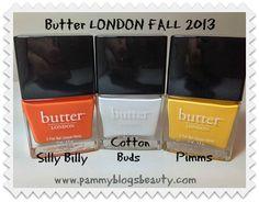 Butter LONDON Fall 2013