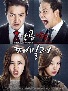 Phim Gia Đình Bá Đạo | Hàn Quốc