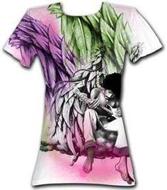 JIMI HENDRIX homme Purple Haze Foxy Lady T-Shirt