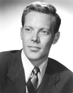 """Dick Haymes (1918 - 1980) Singer and actor, he appeared in """"State Fair"""", """"Four Jills in a Jeep"""" and other movies"""