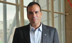 Câmara Brasil-Israel e Missão Econômica promovem evento com Amos Genish, CEO da Telefônica Brasil.