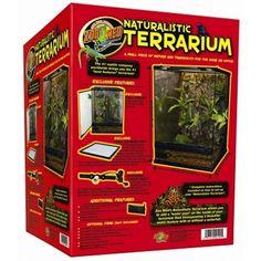 Natural Terrarium 18X18X24