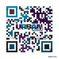 QR code URBAN PROFESSOR (USA)