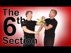 Wing Tsun 6th Chi Sau Section - YouTube