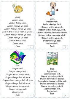 First Grade, Grade 1, Turkish Language, Homework, Worksheets, Poems, Classroom, Education, Math