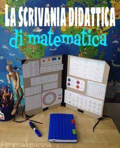 Piu' di due anni fa avevo creato la scrivania di didattica di grammatica italiana per PF. L'abbiamo utilizzata davvero tanto e ci è stata molto utile anche per tedesco: quando hanno introdotto l'an...