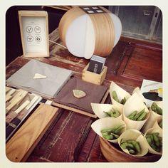 GARDEN GATHERING   SUSHI made fresh by Hiro, head sushi chef at KAMON, Valencia´s top Japanese restaurant. http://kamon.es