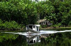 Já pensou em mochilar pela maior floresta tropical do planeta? Fazer um mochilão na Amazônia é garantia de uma experiência inesquecível.