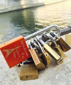 My ❤️ is locked in Paris