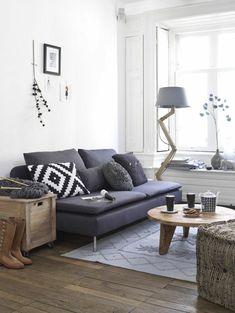 55 Tipps Für Kleine Räume | Ateliers, Wohnungen Und Kleine Wohnungen Kleines Wohn Schlafzimmer Einrichten
