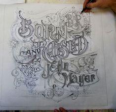 David Adrian Smith - John Mayer's Born & Raised 5