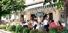 Déjate llevar por Salzburgo en el Café Bazar - http://www.absolutaustria.com/dejate-llevar-por-salzburgo-en-el-cafe-bazar/