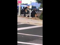 cop punches teen girl