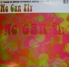 Various – We Can Fly (UK Psychedelic Obscutities) 2xLP – jamminsvinyl.com