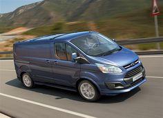 New #Ford #Transit #Custom revealed