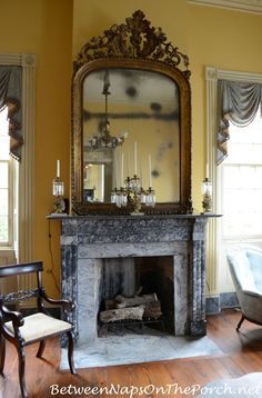 Beauregard Keyes House & Garden Museum New Orleans  via Between Naps on the Porch