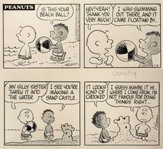 Brain Pickings: Charles M. Schulz, Civil Rights, and the Previously Unseen Art of Peanuts