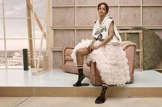 Pour la deuxième fois, Rihanna collabore avec la marque de chaussettes Stance.