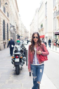 Paris Pink | Song of Style
