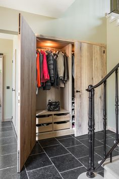 Hallway – Home Decor Designs Kitchen Dinning Room, Hallway Inspiration, Home, House Inspiration, House Inside, House Organisation, Home Deco, Home Construction, French House