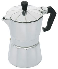 Category: Coffee Makers Tag: Le'xpress Italian Style Three Cup Espresso Coffee Maker $19.59-Le'Xpress italian style coffee producer.  -Makes up to three mugs at any given moment.  -Highlights a dependable high temperature silicone gasket.  -Shading: White.  -Measure: 120ml limit.